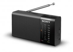 RADIO PORTÁTIL AM-FM SONY (HORIZONTAL)