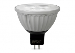 LÁMPARA DICRÓICA OSRAM 4.5W LED BLANCO CÁLIDO (MR16)
