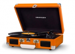 TOCADISCO CROSLEY CRUISER DELUXE PORTABLE ORANGE