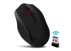 MOUSE GAMER INALÁMBRICO CON SELECTOR DE RESOLUCIÓN