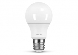 LÁMPARA LED FELCO 9W (BLANCO NEUTRO 4000K) E27