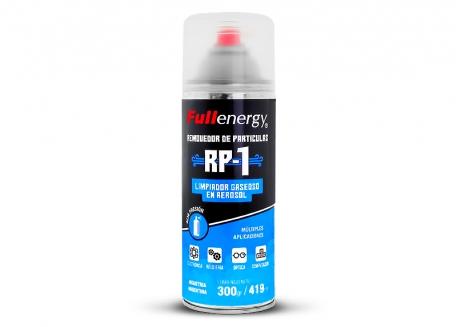 REMOVEDOR DE PARTICULAS RP-1 FULLENERGY (EN AEROSOL)