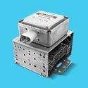 Magnetrones y transformadores para microondas
